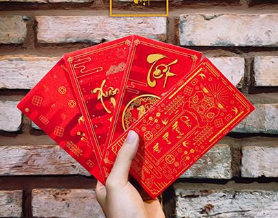 Redpacket' Tết Việt 2017
