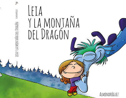 Leia y la montaña del Dragón