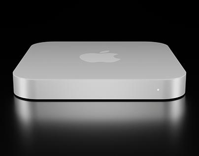 The new Mac mini Concept