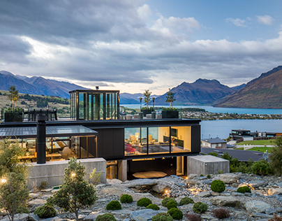 WINNER OF THE 2018 TIDA NEW ZEALAND ARCHITECT NEW HOME