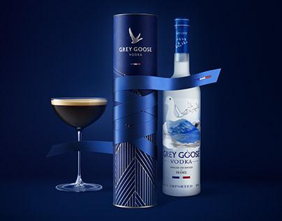 Grey Goose Vodka | Retouch & CGI