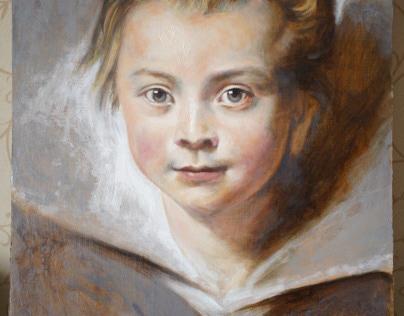 Copy, Clara Serena Rubens