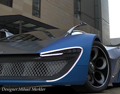 MERKLER MIRA GT Concept