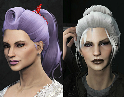 Custom Made Hairstyles