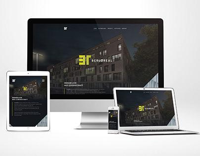 Responsive Website »BerloReal«