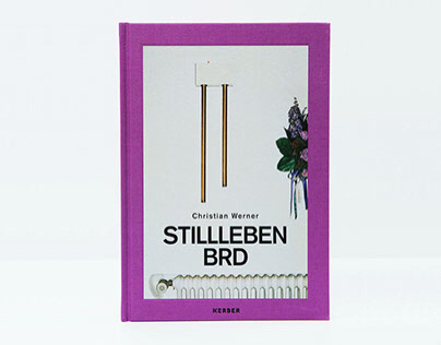 Stillleben BRD, Bookdesign