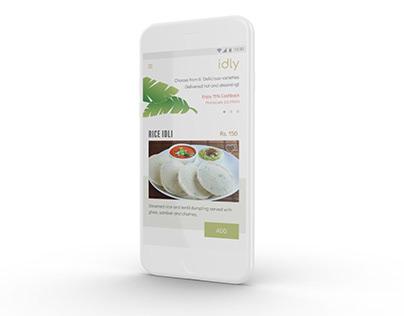 The Idly App