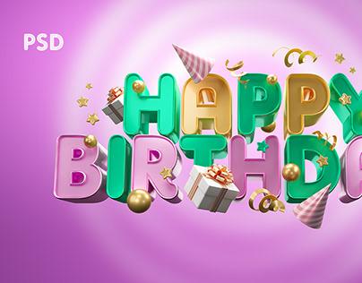 Happy Birthday Vol.2