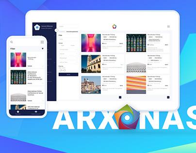 ARXONAS TAX MANAGEMENT SYSTEM