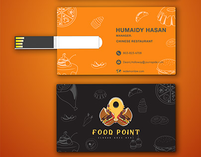 BUSINESS CARD | RESTAURANT CARD |