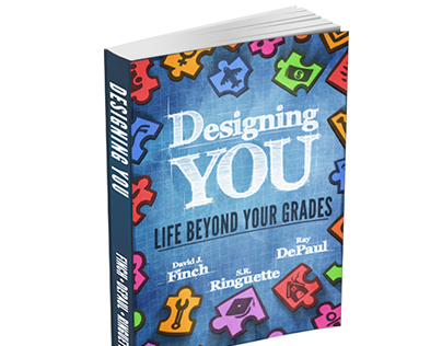 Designing YOU - Fully designed & illustrated textbook