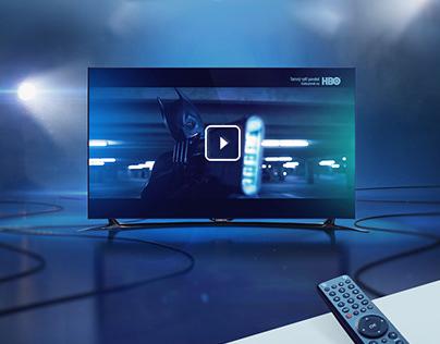 O2 TV Demo
