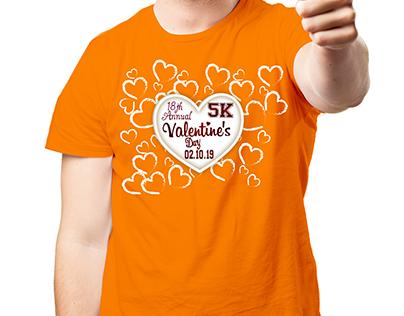 Valentines T-Shirt Design