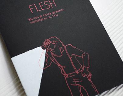 Zine Collaboration: Flesh
