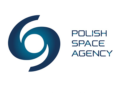 logo: Polish Space Agency
