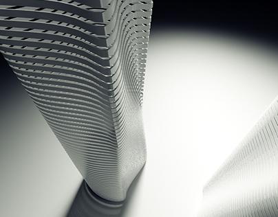 Parametric Concepts Using 3D-Max