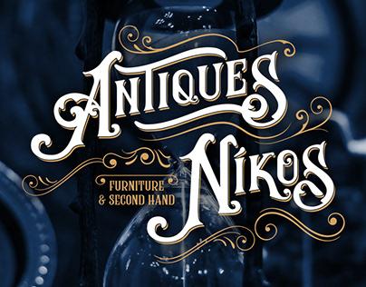 Antiques Nikos Furniture & Second Hand