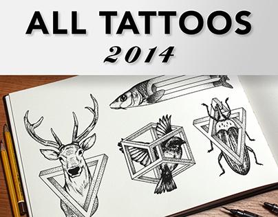 All Geometric Tattoos