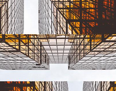 Visual identity for architect studio