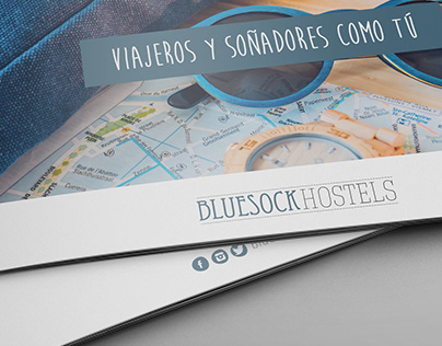 Bluesock Hostels. Proyecto Oporto
