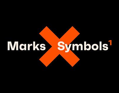 Marks X Symbols 1