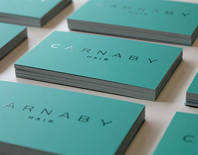 Carnaby Hair Brand Alignment