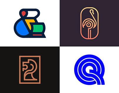 Animated logofolio II - Logos & Marks