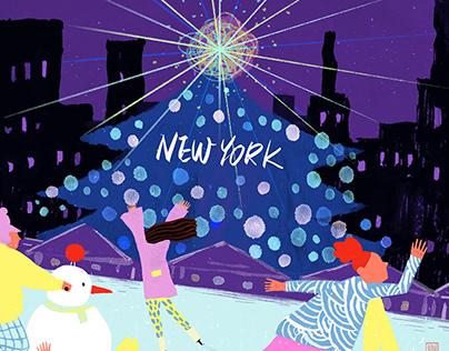 New York 2020 III