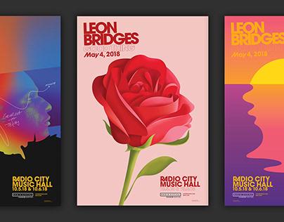 Leon Bridges — Good Thing (album artworks)