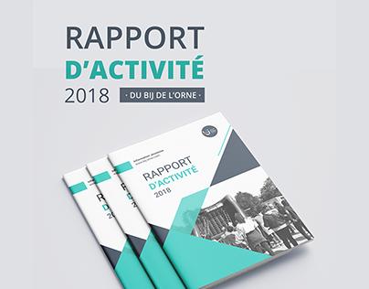Rapport d'activité 2018 - BIJ de l'Orne