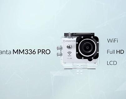 Manta MM336 PRO Camera - Tv Ad