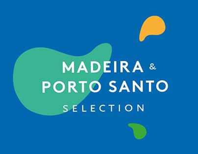 Madeira & Porto Santo Selection Branding
