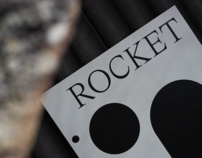 Rocket Nine – Editorial Design
