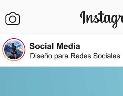 Social media / Diseño para redes sociales