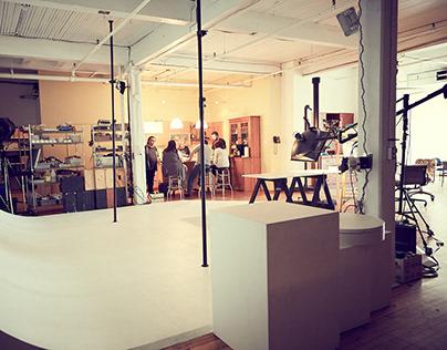 Nouveau Studio !