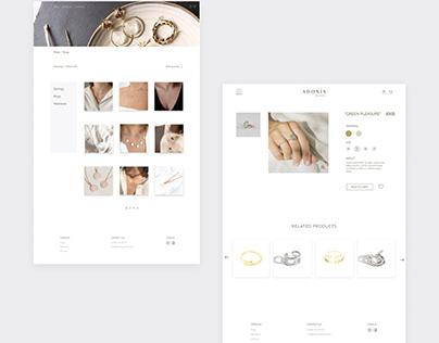 Adonis Jewelry