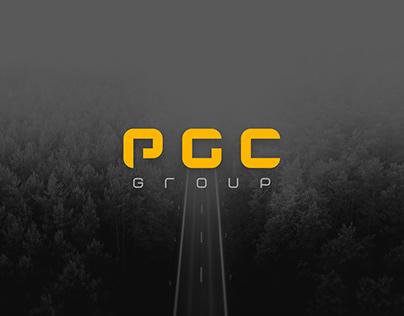 PGC Group – identyfikacja wizualna