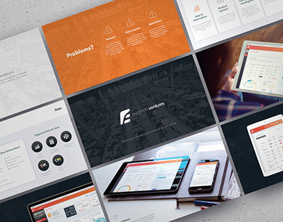 E-Commerce Analytics Platform Pitch Deck