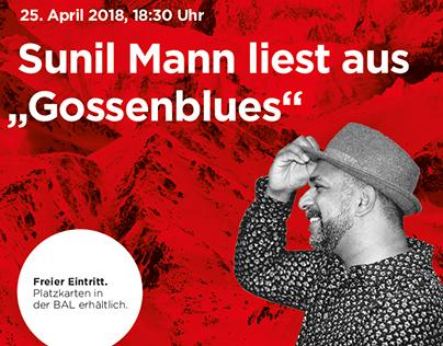 Plakat Schweizer Literaturtag