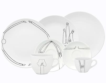 [DSGN] Collective Oxford Porcelain| Design Award