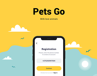Pets Go – with love animals