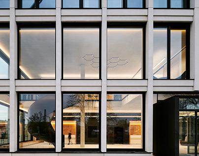 EVF Verwaltungsgebäude Göppingen