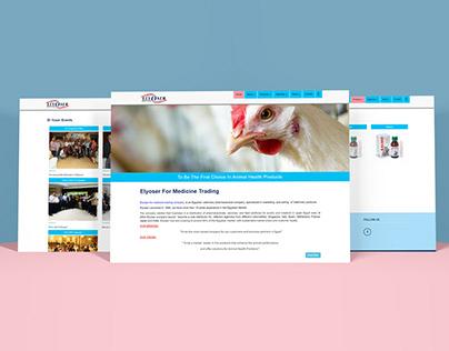 Elyoser Company Website
