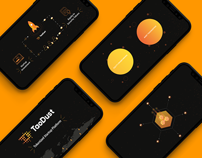 Motion Video Graphics for TaoDust