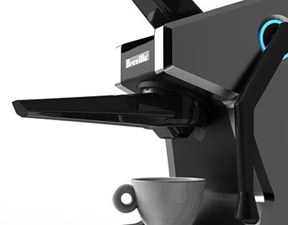 Pythia Manual Espresso Machine