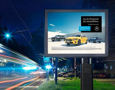 Nick Meek: Mercedes-Benz