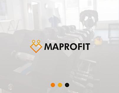 MAPROFIT Brand Identity