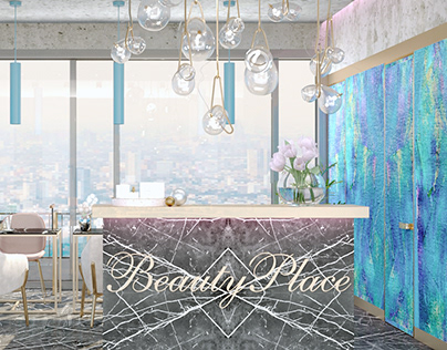 Beauty Place ReDesign project of beauty salon