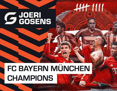 FC Bayern München - German Champions