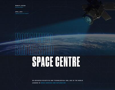 Mohammed Bin Rashid Space Centre